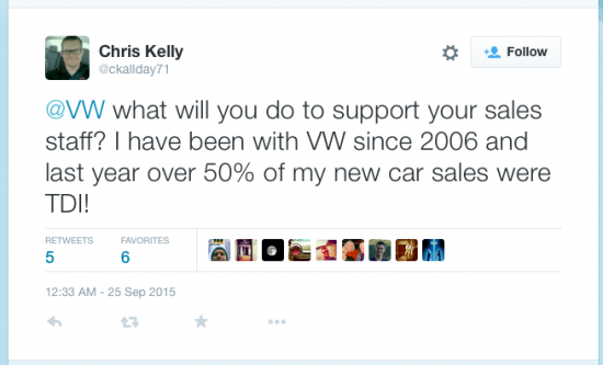 Chris Kelly Twitter